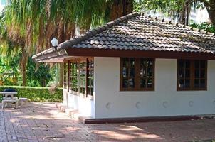 cottage di campagna foto
