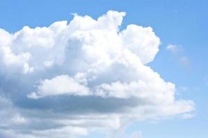 formazione di nuvole foto