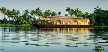 casa galleggiante foto