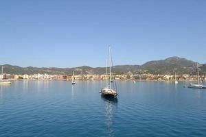 mar Mediterraneo foto