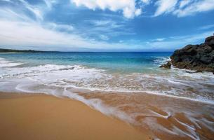 Makena Beach, a Maui, Hawaii