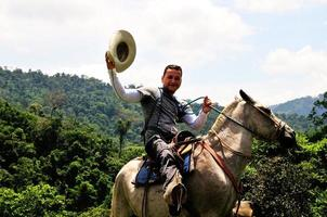 saluto da cowboy