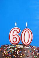 festeggia i sessant'anni foto