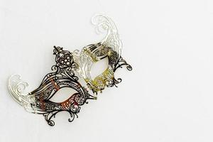 maschera di carnevale foto