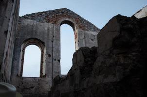 archi di città fantasma