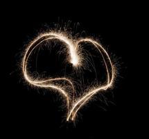 cuore che brucia