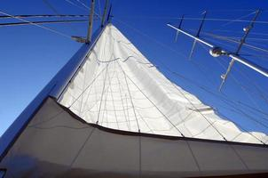 dettagli dello yacht foto