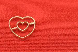 san valentino cuore d'oro foto