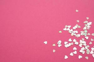 serie di San Valentino rosa foto