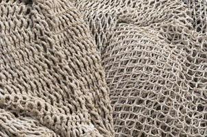 sfondo di reti da pesca