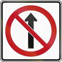 nessun diritto in Canada