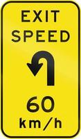 advisory exit speed in australia