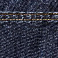 trama dei jeans.