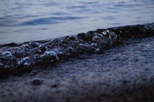 onda d'acqua foto