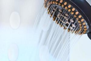 irrigazione della doccia