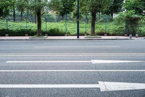 sfondo della strada foto
