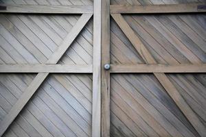 cancello del cortile foto