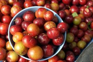 consistenza della frutta