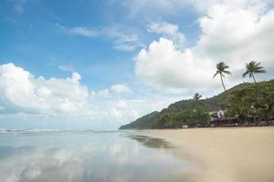 isola di chang, thailandia.