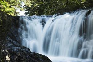 cascata in giappone