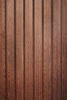 struttura della parete di legno foto