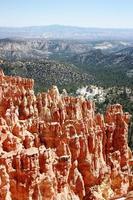 hoodoos nel parco nazionale di bryce canyon il canyon della betulla nera