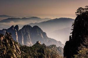 huangshan foto