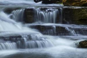 Dividend Falls di Dividend Park a Rocky Hill, Connecticut.