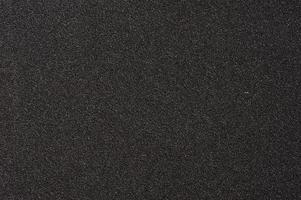 trama di asfalto nero foto