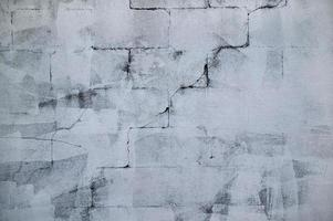 muro di mattoni bianchi testurizzati