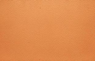 sfondo texture pelle arancione foto