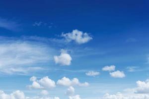 cielo blu con nuvole
