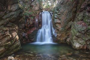 Dick Creek Falls, tn orientale