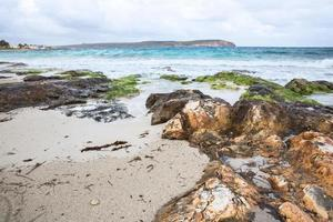 una delle spiagge più famose di Malta