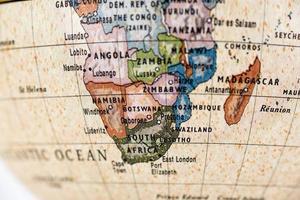 globo africa foto