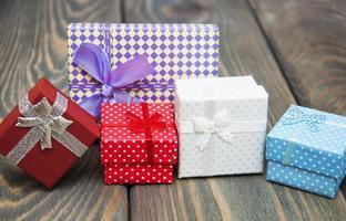 scatole regalo vintage