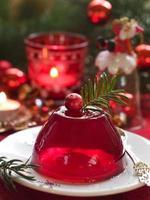 gelatina di frutti rossi