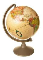 globo terrestre foto
