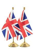 Regno Unito di Gran Bretagna, isolato su sfondo bianco