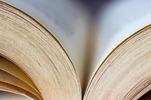 pagine del libro foto
