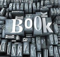 blocco libro dattiloscritto