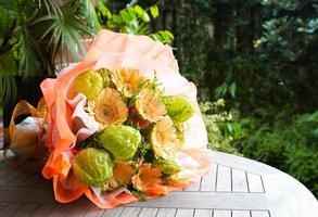mazzo di fiori foto
