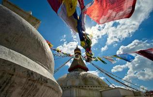 monastero buddista in nepal