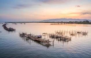 alba al mare da foto