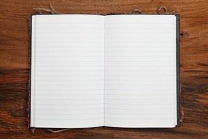 libro bianco foto