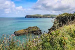 scogliere, costa e mare, isole britanniche