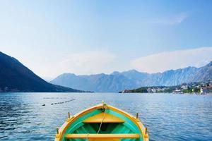 montenegro, baia di kotor foto