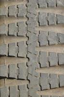 dettaglio del pneumatico