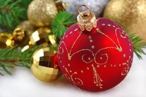 decorazioni natalizie foto