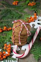 biscotto di Natale per Babbo Natale